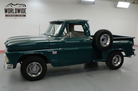 1966 Chevrolet C10 327 Engine. Rebuilt 400 Transmission  | Denver, CO | Worldwide Vintage Autos in Denver, CO