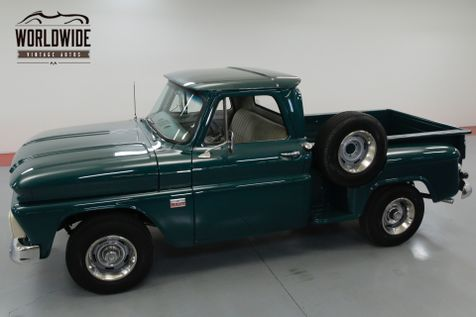 1966 Chevrolet C10 327 Engine. Rebuilt 400 Transmission  | Denver, CO | Worldwide Vintage Autos in Denver, CO