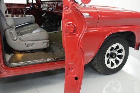 1966 Chevrolet C10  COLLECTOR GRADE NEWER REBUILD | Denver, CO | Worldwide Vintage Autos in Denver, CO