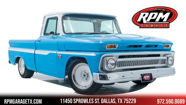 1966 Chevrolet C10 Restomod LS Swapped Custom Show Truck