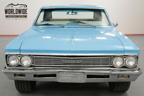 1966 Chevrolet CHEVELLE 355 CID V8 ALUMINUM HEADS 400HP TH350 AUTO  | Denver, CO | Worldwide Vintage Autos in Denver, CO