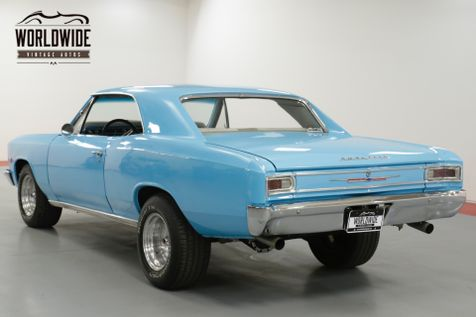 1966 Chevrolet CHEVELLE 355 CID V8 ALUMINUM HEADS 400HP TH350 AUTO  | Denver, CO | Worldwide Vintage Autos in Denver, CO