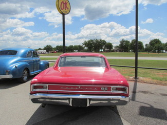1966 Chevrolet Chevelle SS Blanchard, Oklahoma 1