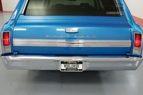 1966 Chevrolet CHEVELLE MALIBU WAGON RESTORED HOT ROD AC PS PB | Denver, CO | Worldwide Vintage Autos in Denver, CO