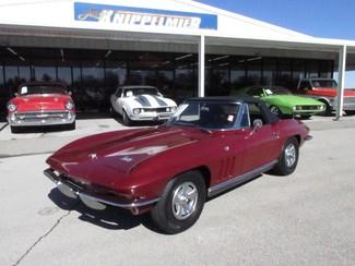1966 Chevrolet Corvette ROADSTER Blanchard, Oklahoma 2
