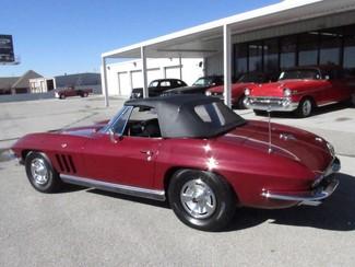 1966 Chevrolet Corvette ROADSTER Blanchard, Oklahoma 14