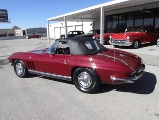 1966 Chevrolet Corvette ROADSTER Blanchard, Oklahoma 15