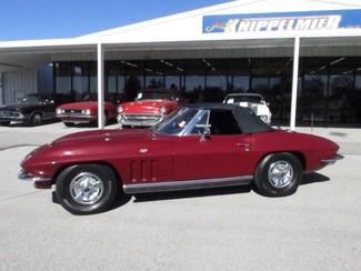 1966 Chevrolet Corvette ROADSTER Blanchard, Oklahoma 17