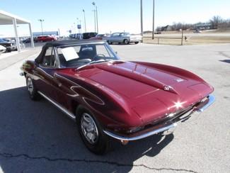 1966 Chevrolet Corvette ROADSTER Blanchard, Oklahoma 7