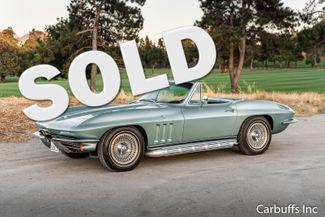 1966 Chevrolet Corvette Roadster   Concord, CA   Carbuffs in Concord