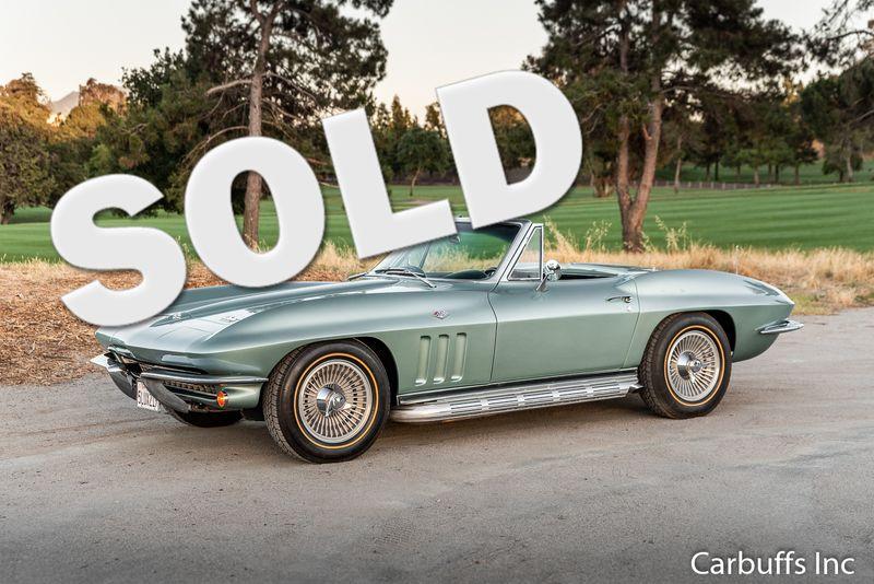1966 Chevrolet Corvette Roadster | Concord, CA | Carbuffs