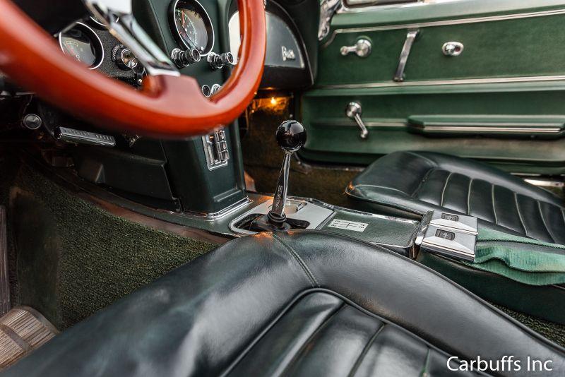 1966 Chevrolet Corvette Roadster   Concord, CA   Carbuffs in Concord, CA
