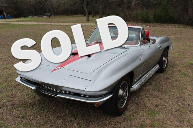 1966 Chevrolet Corvette Liberty Hill, Texas