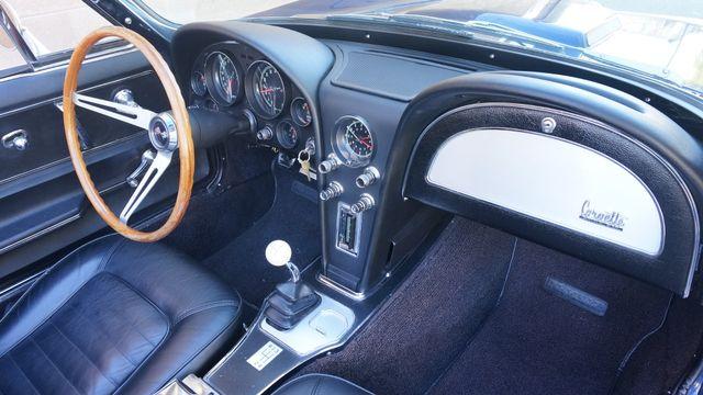 1966 Chevrolet CORVETTE RESTOMOD Valley Park, Missouri 15