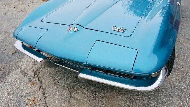 1966 Chevrolet CORVETTE STINGRAY Valley Park, Missouri 11