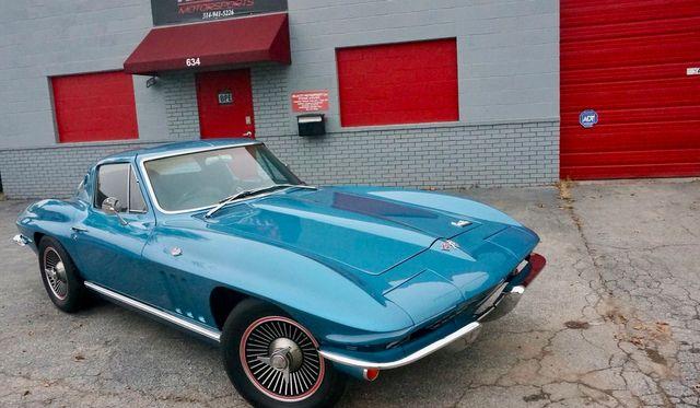 1966 Chevrolet CORVETTE STINGRAY Valley Park, Missouri 6