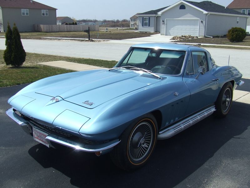 1966 Chevrolet Corvettte  | Mokena, Illinois | Classic Cars America LLC in Mokena Illinois