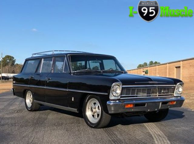 1966 Chevrolet II NOVA Wagon in Hope Mills, NC 28348