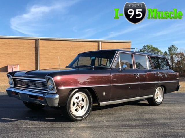 1966 Chevrolet II NOVA Wagon