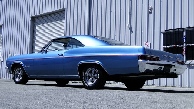 1966 Chevrolet IMPALA SUPER SPORT 327/275HP 4 SPEED Phoenix, Arizona 11