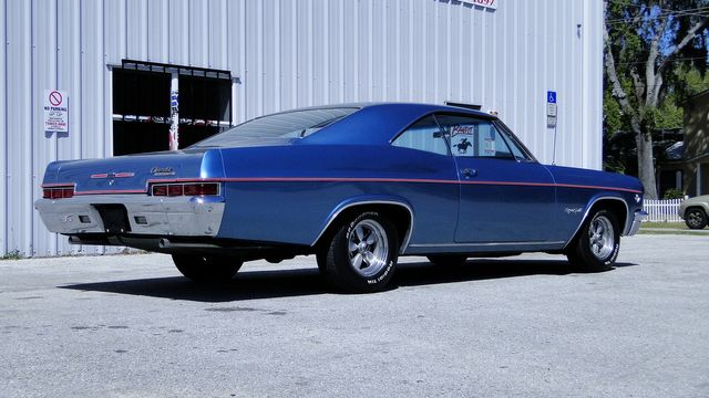 1966 Chevrolet IMPALA SUPER SPORT 327/275HP 4 SPEED Phoenix, Arizona 12