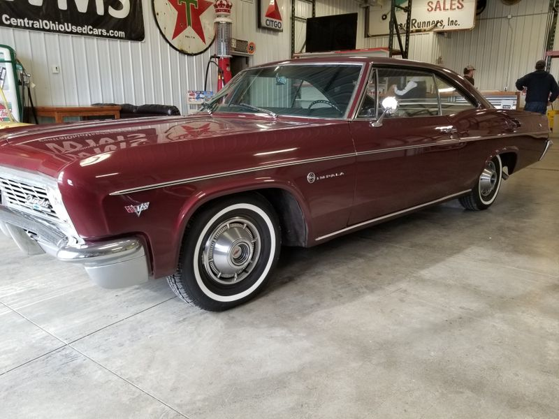 1966 Chevrolet IMPALA HARDTOP  in , Ohio