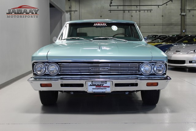 1966 Chevrolet Malibu Merrillville, Indiana 7