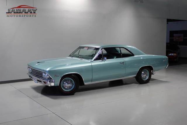 1966 Chevrolet Malibu Merrillville, Indiana 42