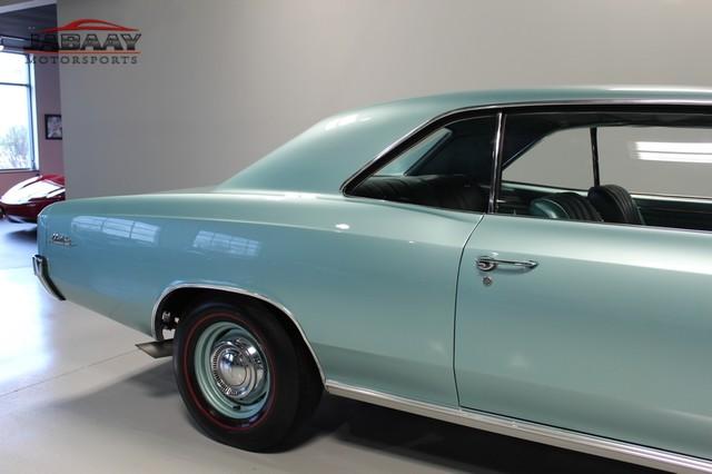 1966 Chevrolet Malibu Merrillville, Indiana 57