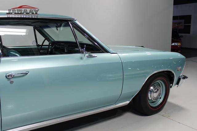 1966 Chevrolet Malibu Merrillville, Indiana 58