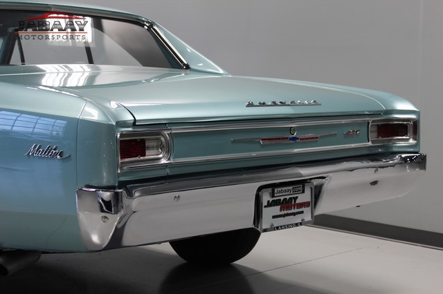 1966 Chevrolet Malibu Merrillville, Indiana 43