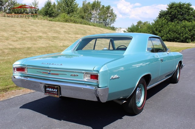 1966 Chevrolet Malibu Merrillville, Indiana 81