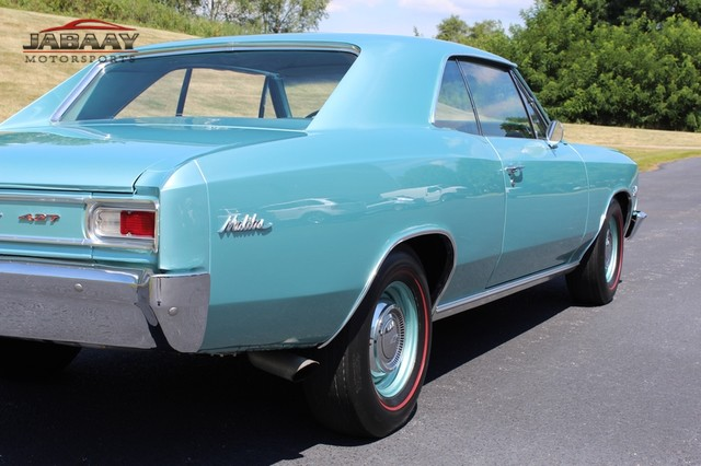1966 Chevrolet Malibu Merrillville, Indiana 83