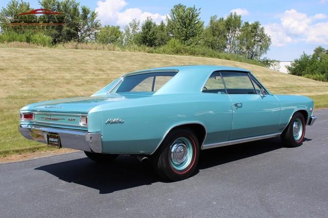1966 Chevrolet Malibu Merrillville, Indiana 84
