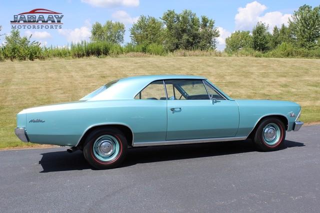 1966 Chevrolet Malibu Merrillville, Indiana 86