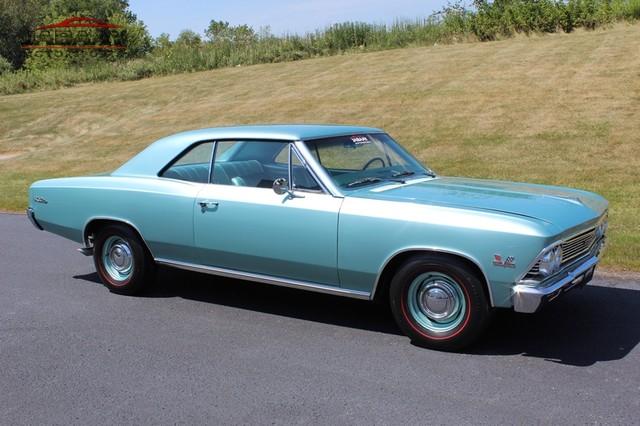 1966 Chevrolet Malibu Merrillville, Indiana 88