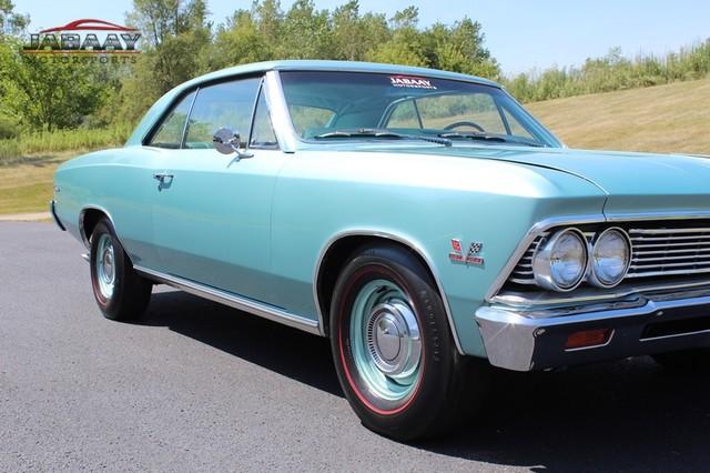 1966 Chevrolet Malibu Merrillville, Indiana 90