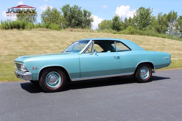 1966 Chevrolet Malibu Merrillville, Indiana 73