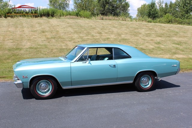 1966 Chevrolet Malibu Merrillville, Indiana 74