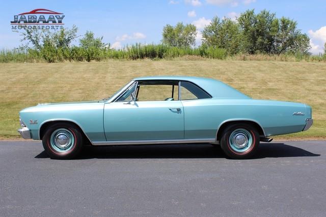 1966 Chevrolet Malibu Merrillville, Indiana 75