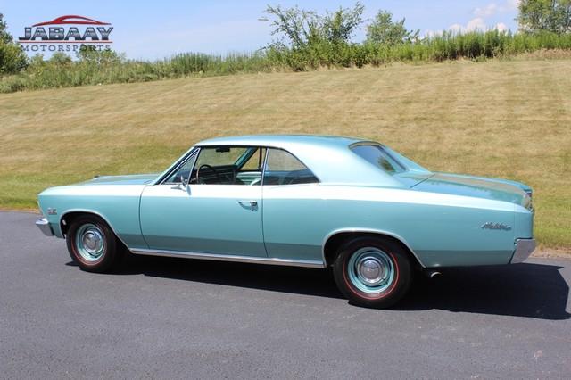1966 Chevrolet Malibu Merrillville, Indiana 76
