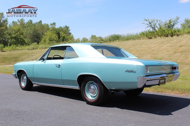 1966 Chevrolet Malibu Merrillville, Indiana 77