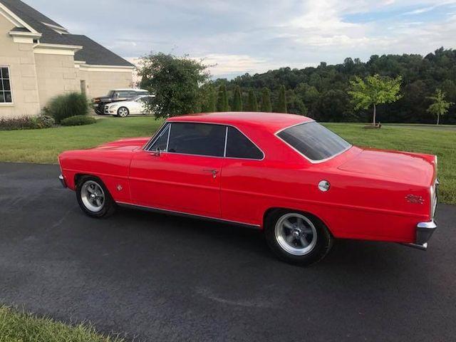 1966 Chevrolet Nova Dallas, Georgia 1