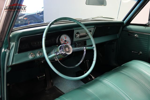 1966 Chevrolet Nova Merrillville, Indiana 10