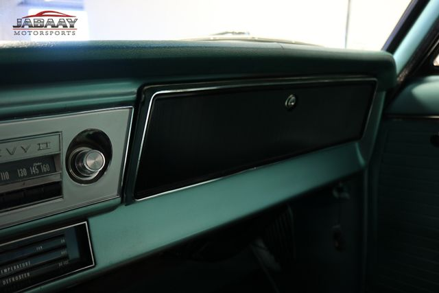 1966 Chevrolet Nova Merrillville, Indiana 22