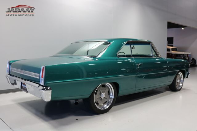 1966 Chevrolet Nova Merrillville, Indiana 4