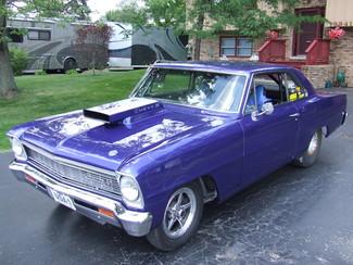 1966 Chevrolet Nova    Mokena, Illinois   Classic Cars America LLC in Mokena Illinois