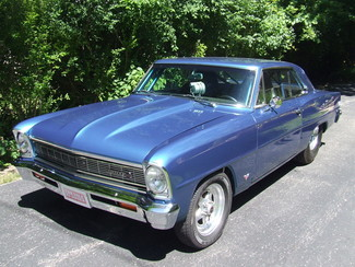 1966 Chevrolet Nova  | Mokena, Illinois | Classic Cars America LLC in Mokena Illinois