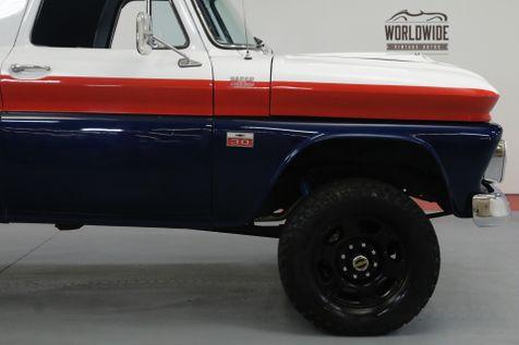 1966 Chevrolet C30 PANEL TRUCK RESTORED 4X4 DISC BRAKES V8 NAPCO. | Denver, CO | Worldwide Vintage Autos in Denver, CO