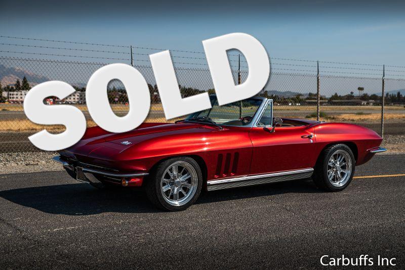1966 Chevy Corvette Roadster | Concord, CA | Carbuffs